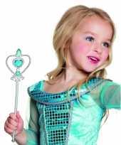 Carnavalskleding prinsessen toverstaf blauw arnhem