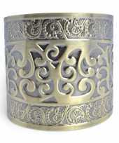 Carnavalskleding romeinse armband goud arnhem