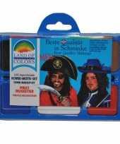Carnavalskleding schminkset musketier arnhem