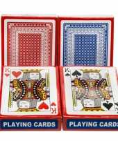 Carnavalskleding set poker kaartspel speelkaarten geplastificeerd arnhem