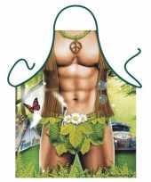 Carnavalskleding sexy schort hippie man arnhem