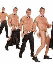 Carnavalskleding stripper broek zwart heren arnhem