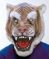 Carnavalskleding tijger masker volwassenen arnhem