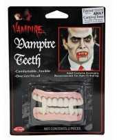 Carnavalskleding vampier gebitje volwassenen arnhem