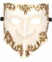 Carnavalskleding venetiaans heren bauta masker arnhem