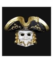 Carnavalskleding venetiaans heren casanova masker arnhem