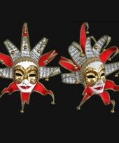 Carnavalskleding venetiaans masker muziek dame arnhem
