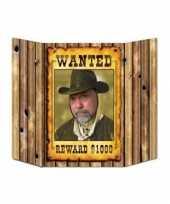 Carnavalskleding wanted foto bord arnhem