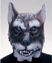 Carnavalskleding wolven masker arnhem