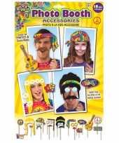 Carnavalskleding x foto props hippie feestje arnhem