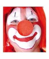 Carnavalskleding x stuks rode clowns neus neuzen foam arnhem 10124148