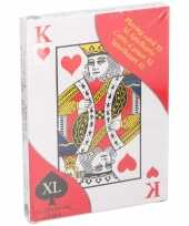 Carnavalskleding xl speelkaarten arnhem
