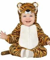 Dierencarnavalskleding tijger verkleed carnavalskleding peuters maanden arnhem